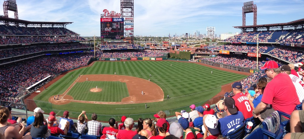 Subair Systems, citizens bank park