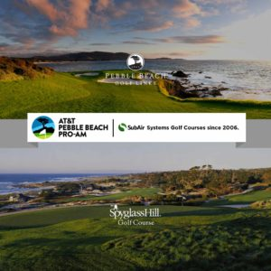 SubAir Systems AT&T Pebble Beach Pro-Am Ad