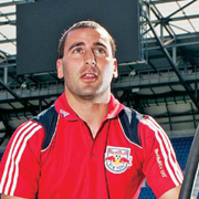 Dan Shemesh - Director of Grounds at Red Bull Arena