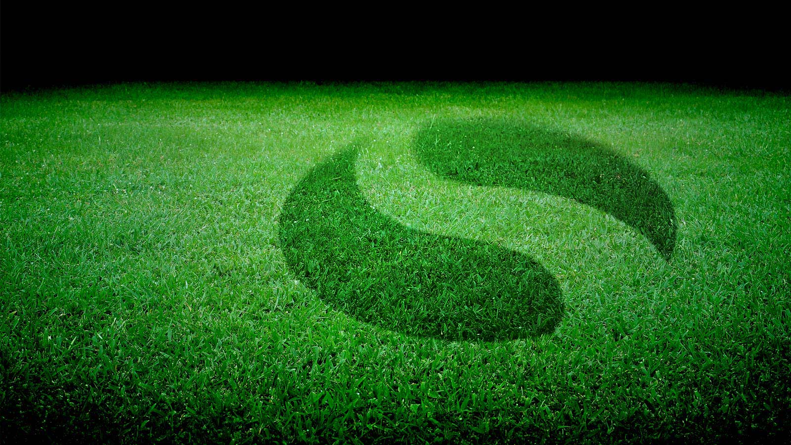 SubAir Logo in grass field