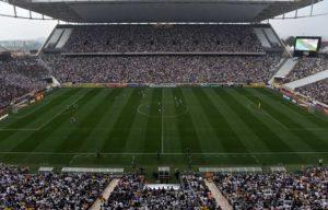 Sao Paolo Soccer Field