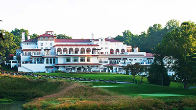 Congressional Country Club Case Study