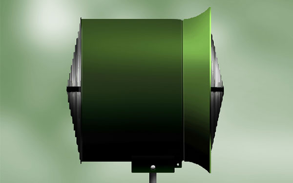 TurfBreeze Fan Inlet Bell