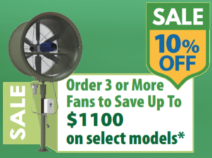 SubAir Systems TurfBreeze Fan Promo 2