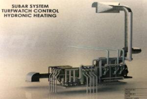 SubAir TurfWatch Control Hydronic Heating